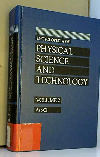 9780122269028: Encyclopedia of Physical Science & Technology, Vol. 2 - Art-Cl