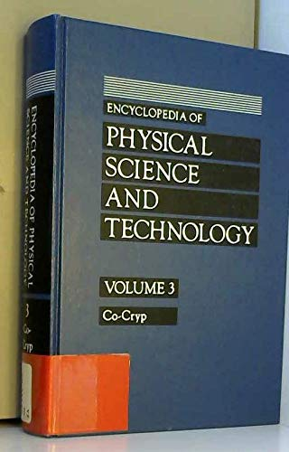 9780122269035: ENCYCLOPEDIA OF PHYSICAL SCIENCE & TECHNOLOGY 3