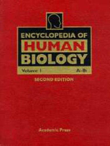 9780122269707: Encyclopedia of Human Biology, Nine-Volume Set, Second Edition (v. 1-9)