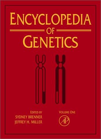 9780122270802: Brenner's Online Encyclopedia of Genetics, Four-Volume Set: V1-4