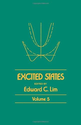 9780122272059: Excited States: v. 5