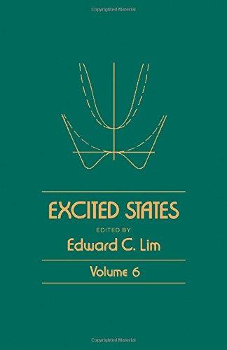 Excited States: Lim, Edward C., Editor