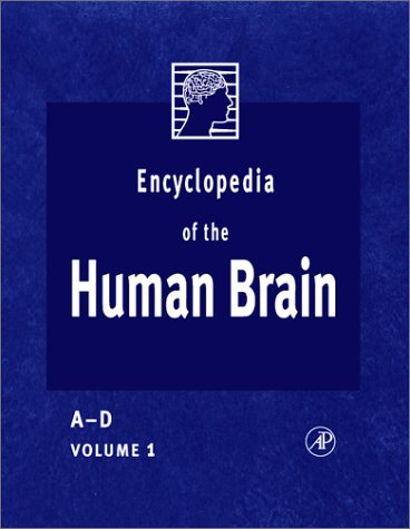 9780122272103: Encyclopedia of the Human Brain, Four-Volume Set