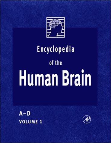 9780122272103: Encyclopedia of the Human Brain