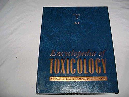 Encyclopedia Of Toxicology Vol 2 F-P: Wexler