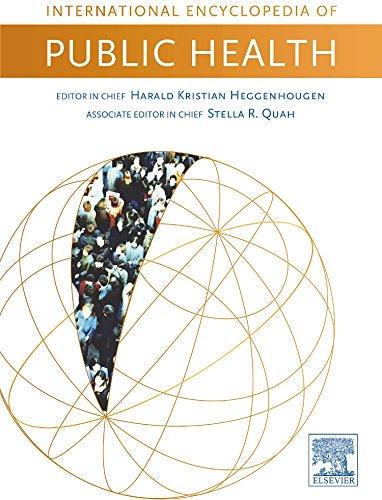 9780122272257: International Encyclopedia of Public Health