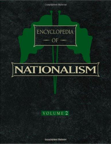 9780122272301: Encyclopedia of Nationalism, Two-Volume Set