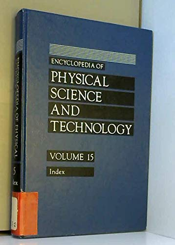 9780122274251: Encyclopedia of Physical Science and Technology (Volume 15 So-Sta)