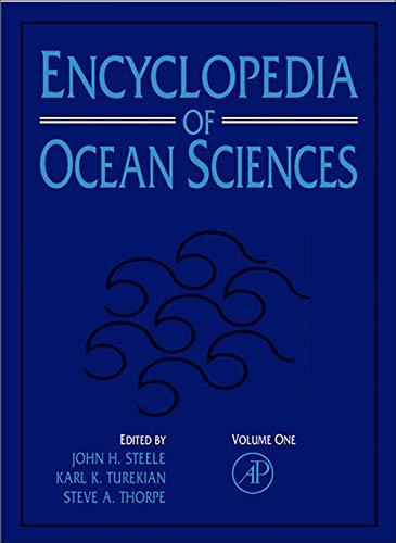 ENCYCLOPEDIA OF OCEAN SCIENCES VOL. 1-6 (SET): JOHN STEELE
