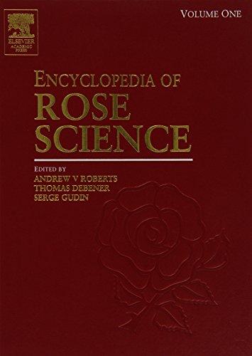 9780122276200: Encyclopedia of Rose Science