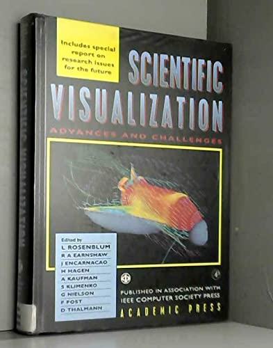9780122277429: Frontiers in Scientific Visualization: Advances and Challenges