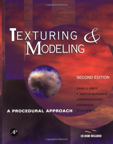 9780122287305: Texturing and Modeling, Second Edition: A Procedural Approach (The Morgan Kaufmann Series in Computer Graphics)