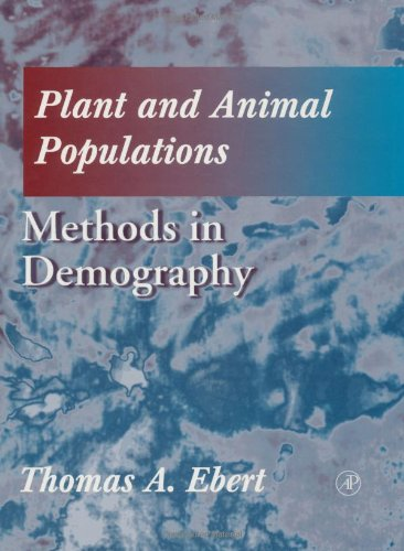 9780122287404: Plant and Animal Populations: Methods in Demography