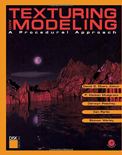 9780122287602: Texturing and Modeling: A Procedural Approach (The Morgan Kaufmann Series in Computer Graphics)