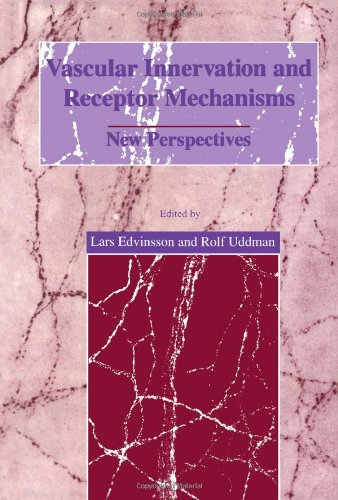 9780122323508: Vascular Innervation and Receptor Mechanisms: New Perspectives