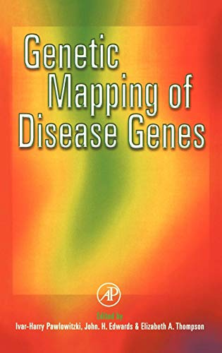 9780122327353: Genetic Mapping of Disease Genes