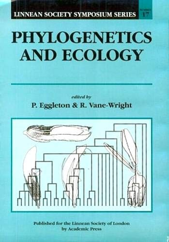 9780122329906: Phylogenetics and Ecology, Volume 17 (Linnean Society Symposium)