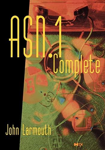9780122334351: ASN.1 Complete