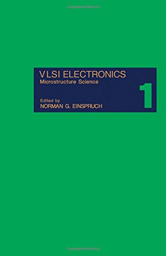 9780122341014: Vlsi Electronics: Microstructure Science