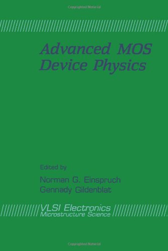 9780122341182: Advanced Mos Device Physics (V L S I Electronics)