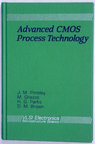 9780122341199: Advanced Cmos Process Technology (V L S I Electronics) (v. 19)