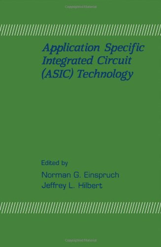 9780122341236: Application Specific Integrated Circuit (V L S I Electronics) (v. 23)