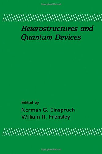 9780122341243: Heterostructures and Quantum Devices, Volume 24 (VLSI Electronics) (Vol 24)