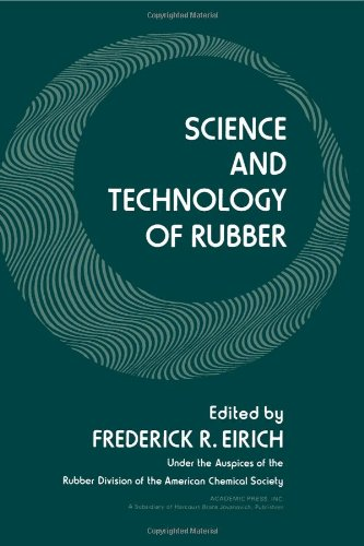 9780122343605: Science and Technology of Rubber