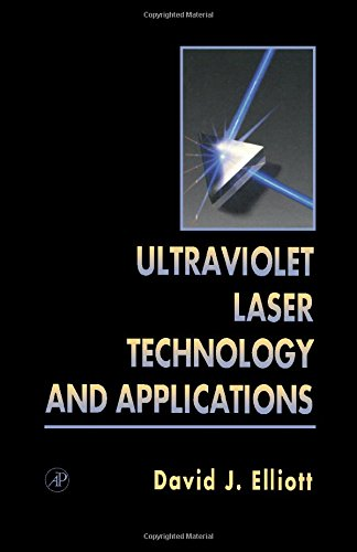 9780122370700: Ultraviolet Laser Technology and Applications
