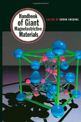 9780122386404: Handbook of Giant Magnetostrictive Materials (Electromagnetism)