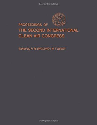 9780122394508: Clean Air Congress 1970: Proceedings
