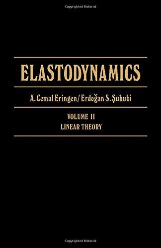 9780122406027: Elastodynamics: Linear Theory v. 2