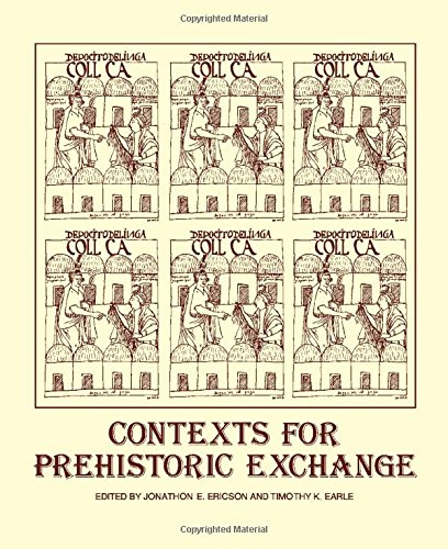 9780122415807: Contexts for Prehistoric Exchange