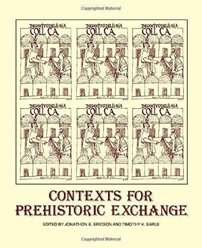 9780122415807: Contexts for Prehistoric Exchange (Studies in archaeology)