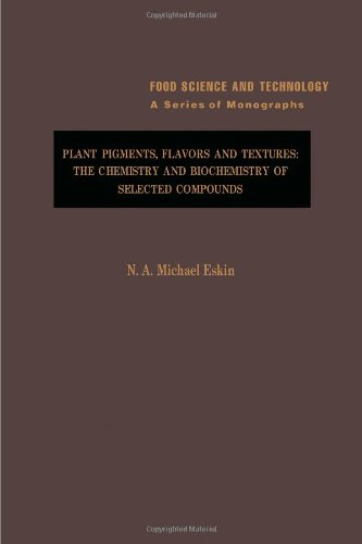 9780122422508: Plant Pigments, Flavors and Textures. the Chemistry and Biochemistry of Selected Compounds (Food Science & Technology Monographs)
