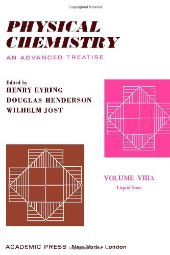 Physical Chemistry. Volume VIIIA: Liquid State (v.