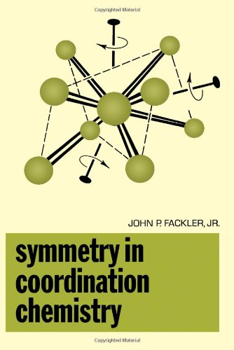 9780122475405: Symmetry In Coordination Chemistry