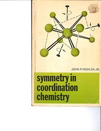 9780122475504: Symmetry in Coordination Chemistry
