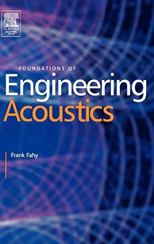9780122476655: Foundations of Engineering Acoustics