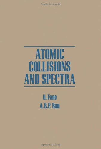 9780122484605: Atomic Collisions and Spectra