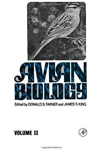Avian Biology Volume II 2 Two