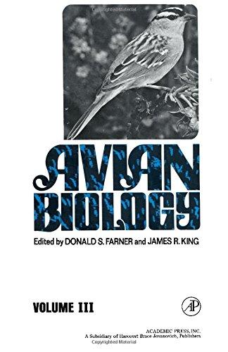 9780122494031: Avian Biology: v. 3