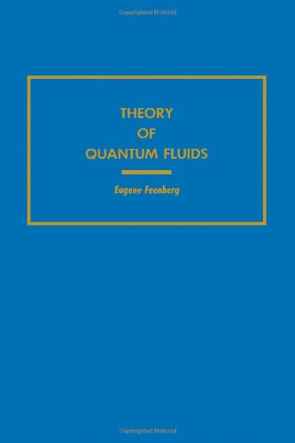 9780122508509: Theory of Quantum Fluids (Pure & Applied Physics)