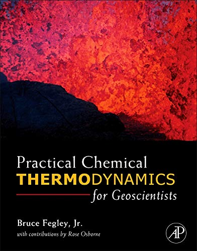 9780122511004: Practical Chemical Thermodynamics for Geoscientists