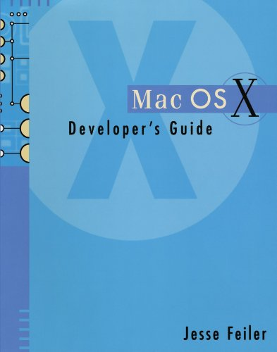 9780122513411: Mac OSX Developer Guide