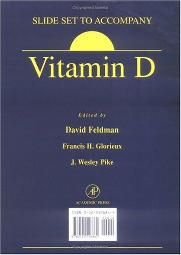 9780122526862: Vitamin D, Slide Set