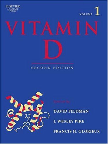 9780122526893: Vitamin D, Second Edition