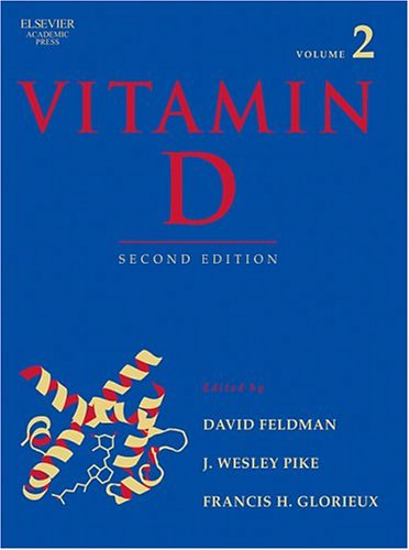9780122526909: Vitamin D, Second Edition