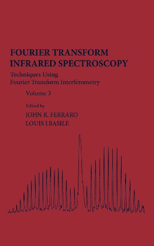 9780122541032: Fourier Transform Infrared Spectra, Volume 3: Techniques Using Fourier Transform Interferometry (Practical Fourier Transform Infrared Spectroscopy: Industria)