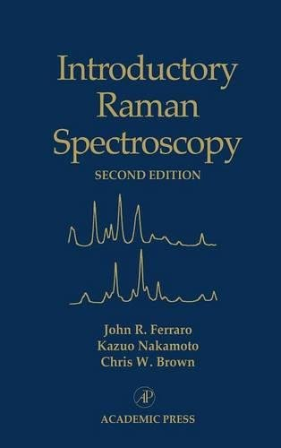 9780122541056: Introductory Raman Spectroscopy